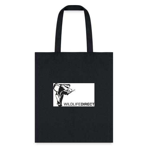 logo of wildlifedirect - Tote Bag