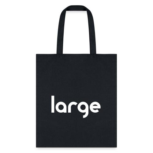 getLarge2011blackWHITE gif - Tote Bag