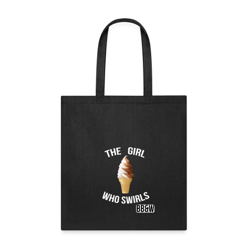 Girl Who Swirch totoe bag - Tote Bag