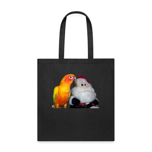 gigibirdandsanta - Tote Bag