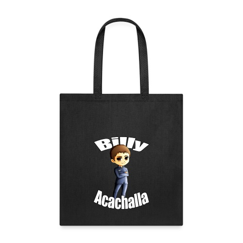 Billy acachalla copy png - Tote Bag