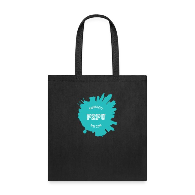 striped tote bag png