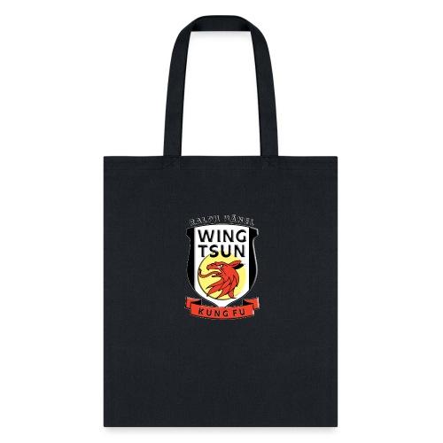 wingtsunkungfu logo - Tote Bag