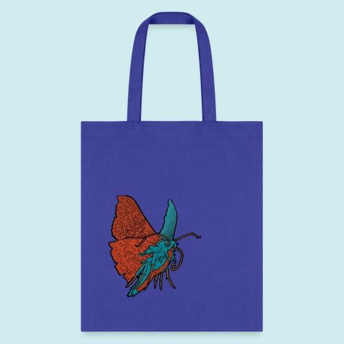 The Moth - Tote Bag