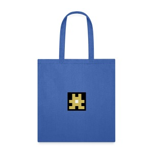 YELLOW hashtag - Tote Bag