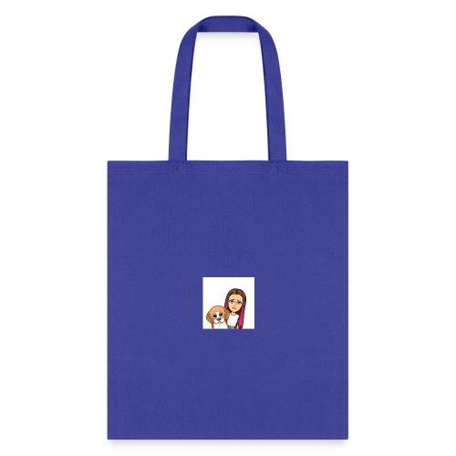 Girls kids ruffle dress - Tote Bag