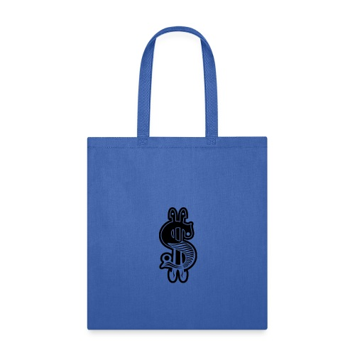 black - Tote Bag