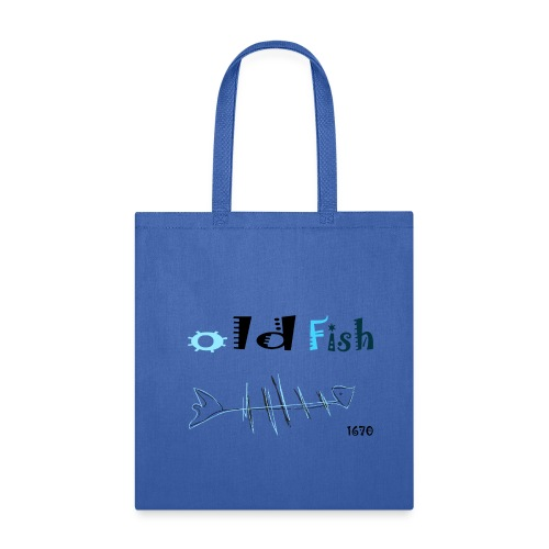 old fish - Tote Bag