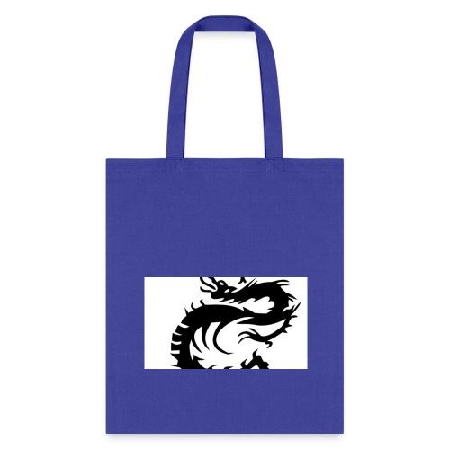 Tired Dragon - Tote Bag