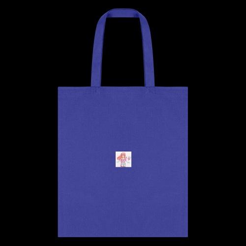 girl agu - Tote Bag