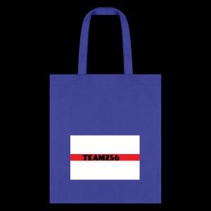 TEAM256 Official Logo - Tote Bag