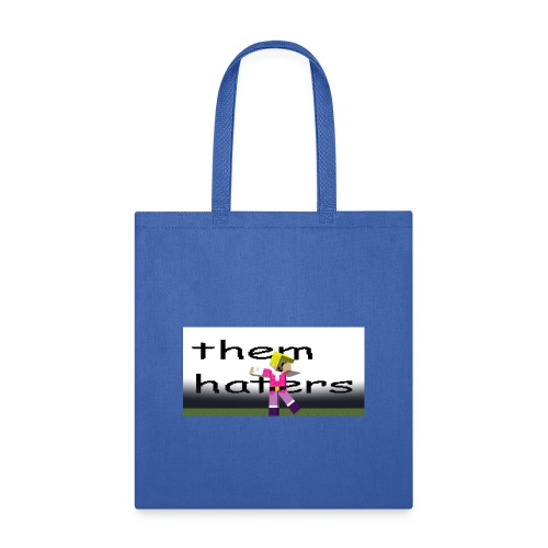 Dabbin' On Them Haters - Tote Bag