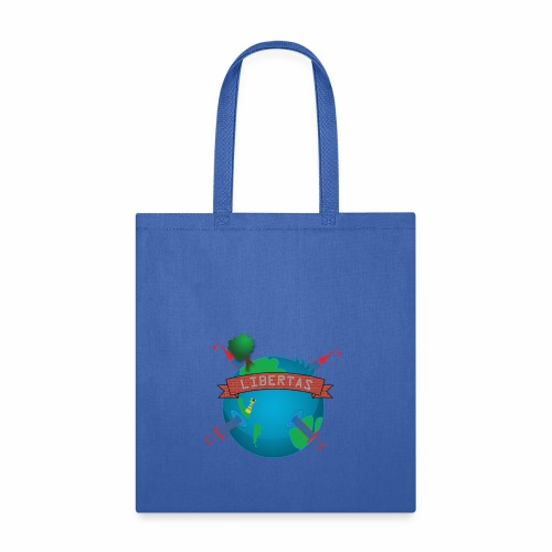 LIBERTAS - Tote Bag