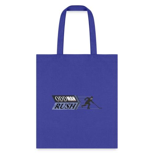 Odd Man Rush Player - Tote Bag