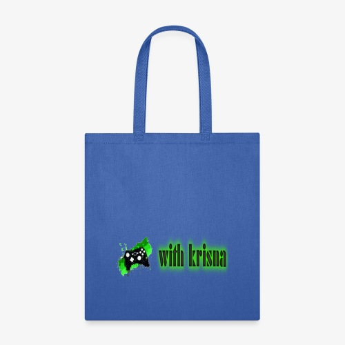 gaming with krisna merch - Tote Bag