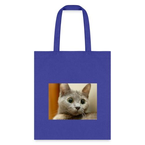 cat - Tote Bag