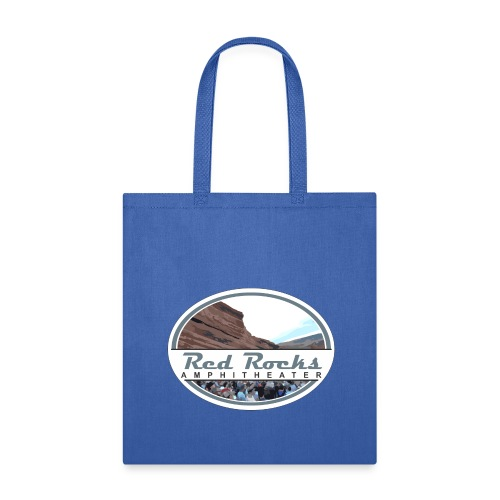 Red Rocks Amphitheater - Tote Bag