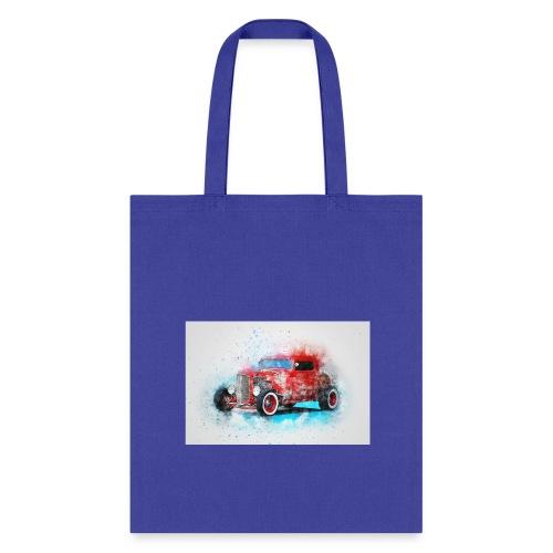 Old car - Tote Bag
