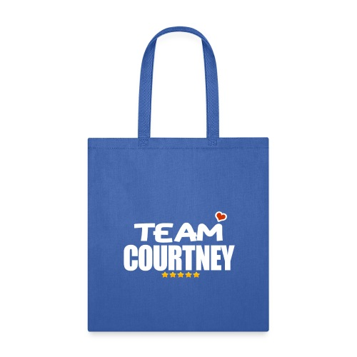 Team CourZ - Tote Bag