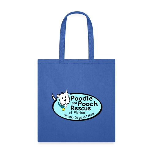 Poodle and Pooch Logo - Tote Bag