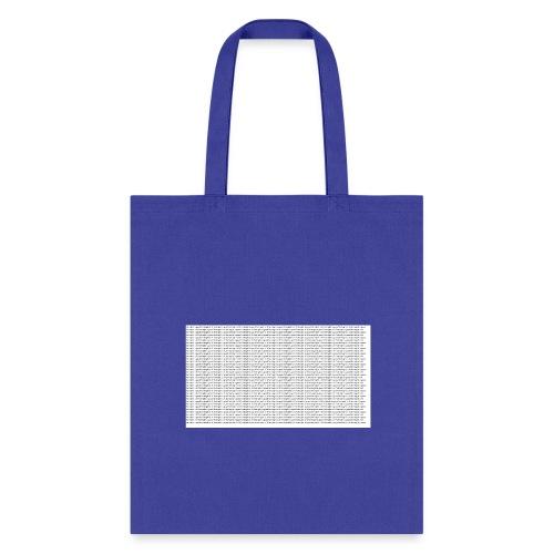 afp says its lit - Tote Bag