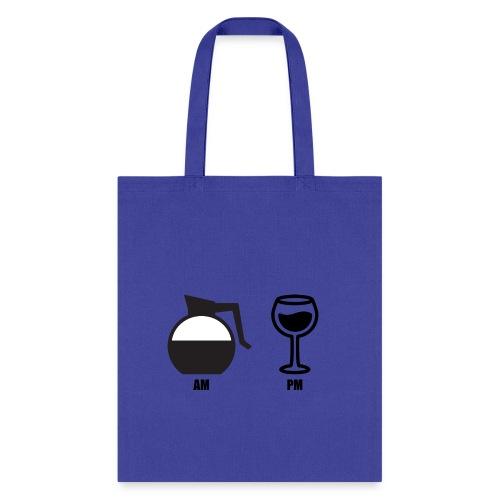 Coffee and Wine - Tote Bag