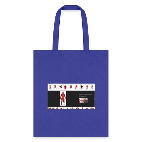 redninjaarmy - Tote Bag