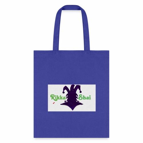Rikka Shai Electric Logo - Tote Bag