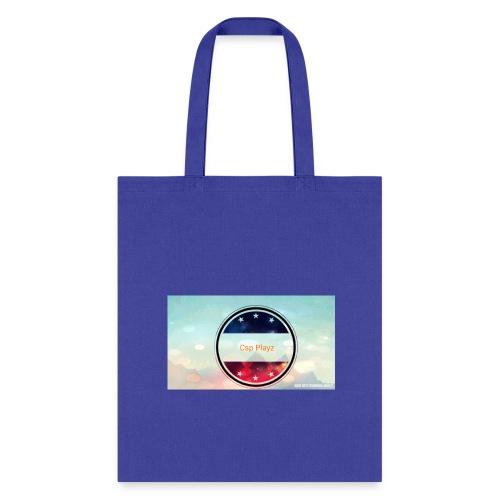 Csp playz first merch - Tote Bag