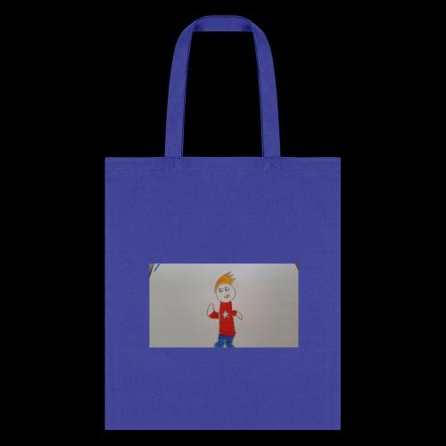 Noahgold full character - Tote Bag