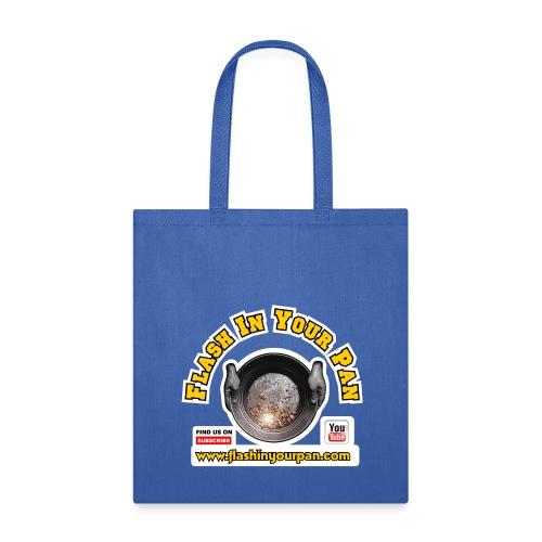 Flash In Your Pan Find Us - Tote Bag