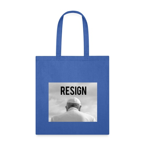 Resign - Tote Bag