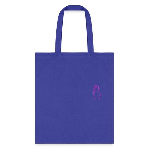 Le sexie logo print - Tote Bag