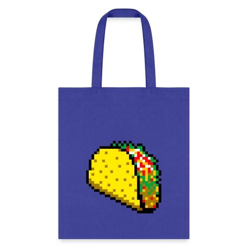 8bit Taco - Tote Bag
