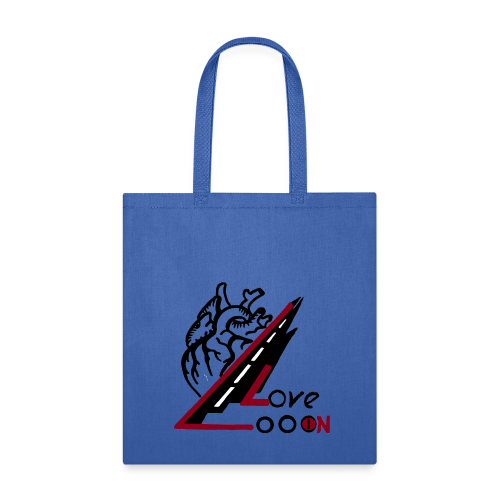 love on - Tote Bag
