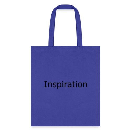 Inspiration - Tote Bag