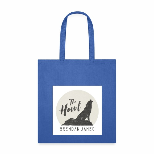 Brendan James, The Howl - Tote Bag