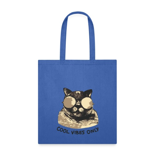 COOL VIBES ONLY - Tote Bag