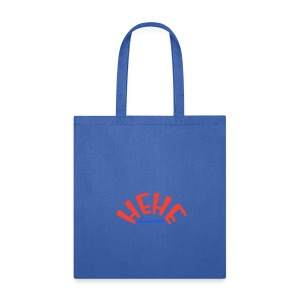 HEHE MERCH BY ELIJAH GIALDO - Tote Bag