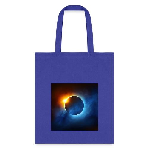 xoresi_xzor eclipse - Tote Bag