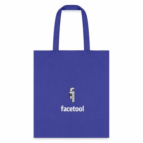 facetool - Tote Bag