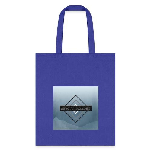 Rhombus Design - Tote Bag