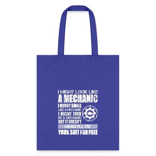 auto mechanic - Tote Bag