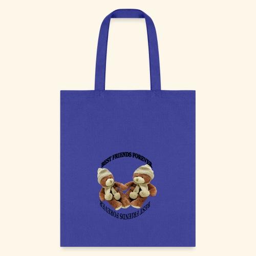 Best Friends forever design - Tote Bag