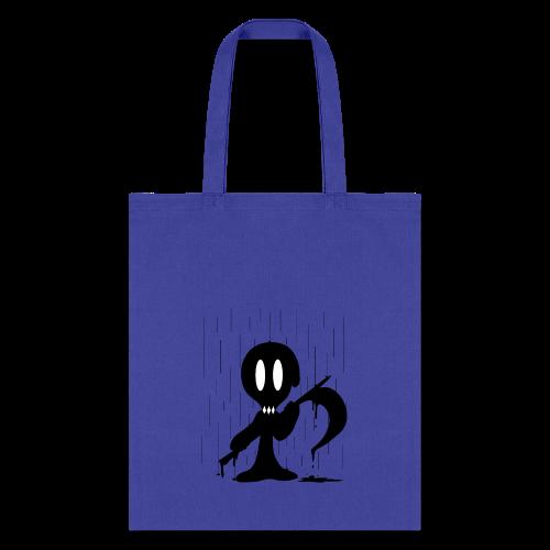 Dramatic Rain - Tote Bag