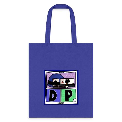 Dedicated Podcast Logo - Tote Bag