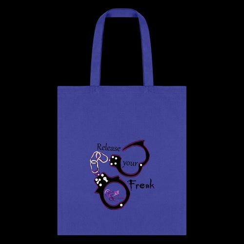 Release Your Freak- BSM Stoneking - Tote Bag