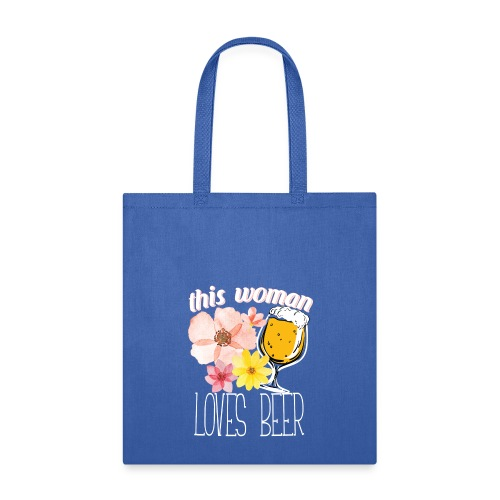Funny Beer Lover Women Vintage Drinking Party Gift - Tote Bag