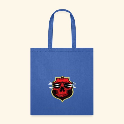 Design of red bone T-shirts - Tote Bag