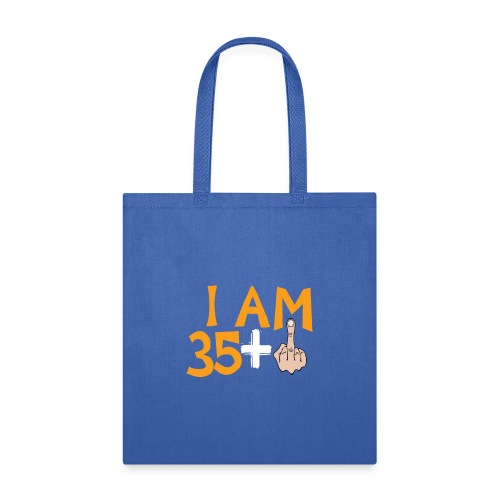 36th Birthday Gift Ideas Funny Born 36 Years Old - Tote Bag